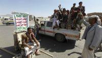 صنعاء: عناصر حوثية تسرق الألواح الشمسية الخاصة بالمحال التجارية في قرية القابل