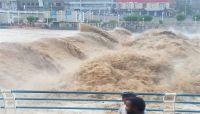 الأرصاد ينبه سكان المحافظات الجنوبية والشرقية الى تجنب مجاري السيول