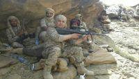 المفتش العام للجيش يزور المنطقة السابعة ويشرف على العمليات العسكرية