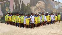 مأرب.. (وثاق) تسيّر رحلة ترفيهية لأطفال الحرب