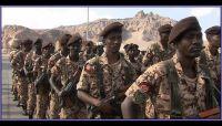 لواء عسكري تابع للجيش السوداني يصل اليمن لمساندة قوات التحالف