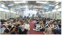 """صنعاء: الحوثيون يجبرون نزلاء السجن المركزي على حضور فعالية """"الولاية"""""""