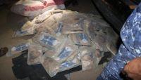 مليشيات الحوثي تشارك في تهريب الحشيش الى صنعاء مقابل مبالغ مالية