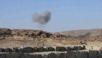 غارات للتحالف تلحق ميليشيا الحوثي خسائر فادحة شرقي صنعاء