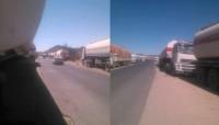"""عقاب جماعي وأزمات مفتعلة.. الحوثيون يمنعون وصول قاطرات المشتقات إلى صنعاء """"صور"""""""
