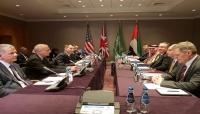 الرباعية الدولية تناقش وقف دعم ايران لمليشيا الحوثي بالمشتقات النفطية