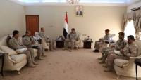 رئيس الأركان: لن نسمح بموطئ قدم لإيران ومشروعها التدميري في اليمن