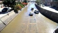 وباء الحوثيين يحول صنعاء إلى مستنقع للأمراض بعد طفح شوارعها بالمجاري