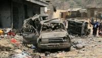استشهاد وجرح مدنيين في قصف حوثي لسوق شعبي في البقع