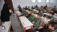 """هكذا أجبرت ميليشيا الحوثي طلاب مدارس صنعاء بمنح مقاتليها """"رسائل شكر"""""""