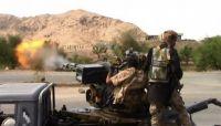 الجيش الوطني يحرر جبل الغنيمي في جبهة نهم شرق صنعاء