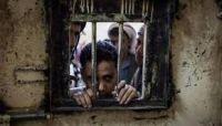 ميليشيا الحوثيتمنع الأكل والدواء على مختطفي الأمن السياسي بصنعاء