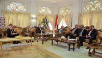 السفير الأمريكي: انعقاد مجلس النواب خطوة مهمة في طريق استعادة مؤسسات الدولة