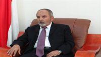 اليدومي يثمن موقف التحالف في انجاح التحالف الوطني للقوى السياسية