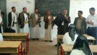 ميليشيا الحوثي تمنح الطلاب الموالين لها درجات مقابل قتالهم في الجبهات