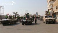 وزير الاعلام : الاستعراض العسكري للحوثيين بالحديدة يكشف تضليل غريفيث للمجتمع الدولي