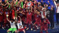 ليفربول يتوج بلقب دوري ابطال أوروبا للمرة السادسة في تأريخه
