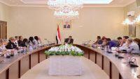 رئيس الحكومة: الأزمة الإنسانية نتيجة انقلاب الحوثيين وتدمير الدولة