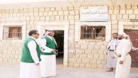 """""""إعمار اليمن"""" يفتتح مكتبه في محافظة الجوف"""