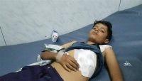 استشهاد وإصابة 13 مدنياً في قصف حوثي على الأحياء السكنية شرقي تعز