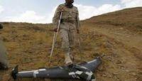 اسقاط طائرة حوثية في صنعاء كانت متجهة إلى الأراضي السعودية