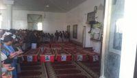 جثث الحوثيين تتقاطر إلى مستشفيات صنعاء من نهم وصرواح
