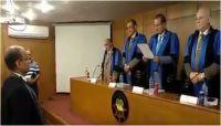 الدكتوراه للباحث اليمني علي الذهب في تكنولوجيا النقل البحري