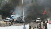 الحكومة اليمنية تتهم الحوثيين بالتنسيق مع الجماعات الإرهابية بعد أحداث عدن