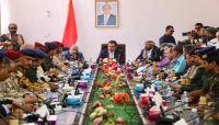 رئيس الحكومة: نرفض أي بناء عسكري أو أمني خارج مؤسسات الدولة