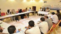 منظمة صدى تنظم دورة تدريبية في الصحافة الحساسة بمأرب