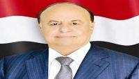 الرئيس هادي يوجه وبشكل فوري أجهزة الدولة بتنفيذ اتفاق الرياض
