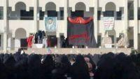 الحكومة: 320 امرأة معتقلات في سجون مليشيا الحوثي الانقلابية