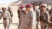 وزير الدفاع : لا يمكن القبول بالعودة لظلام الماضي أو الانقلاب على الثوابت الوطنية