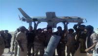 ضمن حربها على الاقتصاد..اسقاط طائرة حوثية بالقرب من حقول صافر بمأرب