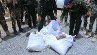 مأرب.. نقطة أمنية تحبط تهريب ممنوعات للحوثيين بصنعاء
