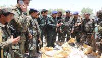 مأرب.. الأمن يضبط كمية من الحشيش كانت في طريقها الى مليشيات الحوثي