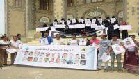 دعت المجتمع الدولي للتدخل.. الحكومة تعتبر أوامر مليشيات الحوثي بقتل صحفيين مختطفين أحكام باطلة