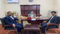 وفد مؤسسة العيسي يعلن تدشين أكبر خطة إغاثية في عدن