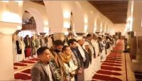 """مليشيات الحوثي تتجاهل محاذير تفشي """"كورونا"""" بصنعاء في أول أيام العيد"""