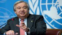 أمين عام الأمم المتحدة يشدد على إسقاط أحكام الإعدام والإفراج عن جميع الصحفيين المختطفين