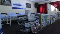 حضرموت.. نبراس للتنمية تزود مراكز طبية بأدوية ومعدات لمواجهة كورونا