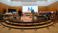 تناقش مع واشنطن تقليص نفوذ ايران.. السعودية: إحباط تهريب أسلحة ايرانية للحوثيين
