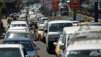 وفاة شخصين بحادث مروري جراء الزحام أمام محطة وقود بصنعاء