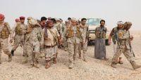 خلال تفقده الجيش بالجوف.. المقدشي: المعركة الوطنية متواصلة حتى اقتلاع أوهام الإمامة