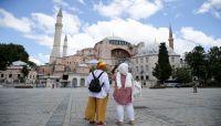 وسط انتقادات.. الرئيس التركي يوقع مرسوما يحول آيا صوفيا إلى مسجد
