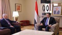 تحذيرات حكومية بشأن خزان صافر: على المجتمع الدولي تفادي أكبر كارثة في العالم