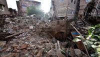 الأمطار تهدم 111 منزلاً في صنعاء القديمة ومطالبات للتدخل العاجل