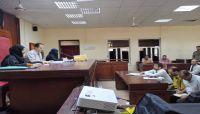 المحكمة الجزائية بعدن تعقد الجلسة الثانية لمحاكمةقادة الانقلاب الحوثي