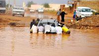 منطقة كوارث.. ضحايا فيضانات السودان يتجاوزون 100 قتيل و100 ألف منزل منهار