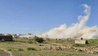 حقوق الانسان تدين جرائم مليشيات الحوثي بحق المدنيين في قرية الزوب بالبيضاء